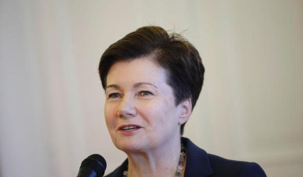 Prezydent Gronkiewicz-Waltz