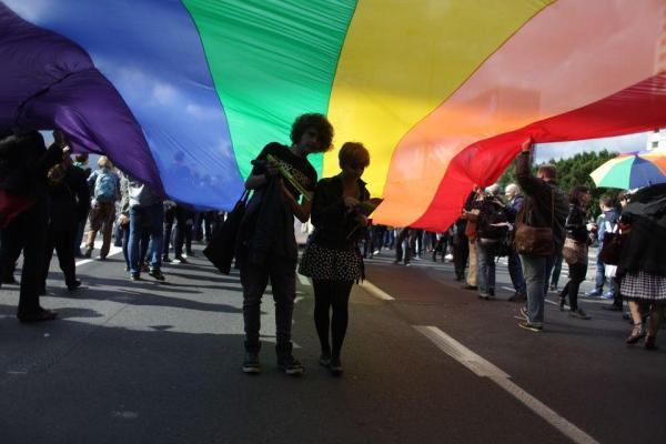 Parada Równości w 2012 r.