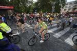 Rowerowa masa krytyczna przejedzie przez stolicę