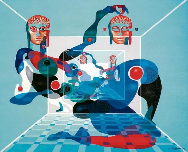 Galeria Stefan Szydłowski wystawi świetny obraz Stefana Krygiera