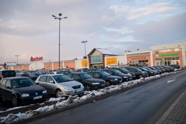 Centrum Handlowe w Piasecznie