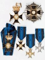 Od 18 tys. zł rozpocznie się w Krakowie licytacja Orderu Virtuti Militari (komplet)