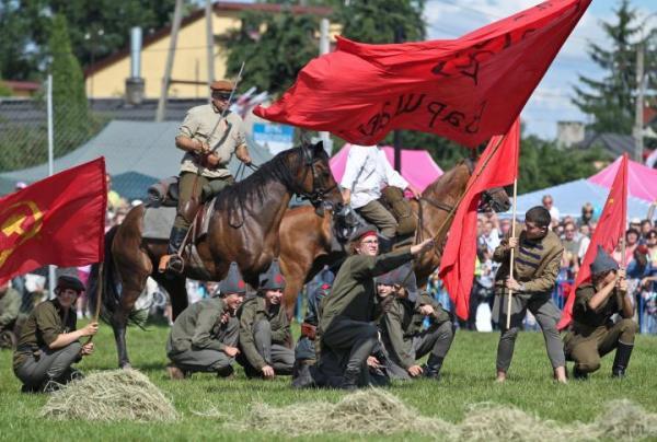 W Ossowie miałby powstać park historyczno-militarny