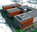 Szpital przy ul. Pileckiego zostanie zbudowany na planie litery M