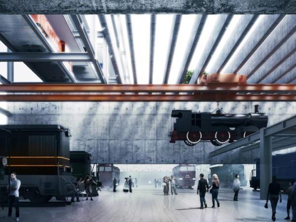 Stacja Muzeum ma kosztować około 180 mln zł