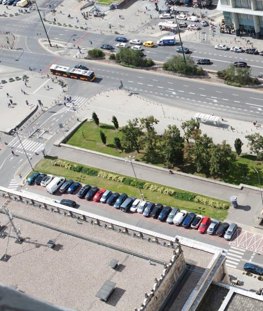 Działka przed Pałacem Kultury i Nauki – jej zwrot na pewno prześwietli nowa komisja.