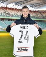 Tomas Necid został wypożyczony na pół roku. Jeśli będzie grał dobrze, może w Legii zostać na dłużej.