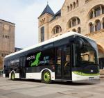 Elektryczny Solaris jest eksportowym przebojem polskiego producenta autobusów