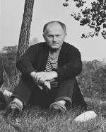 Bohumil Hrabal prywatnie, jedno z mało znanych zdjęć, które będzie można obejrzeć na wystawie fotograficznej Ladislava Michálka.