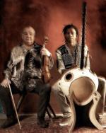 """Stanisław Soyka i Bubą B. Kuyateh nagrali instrumentalny album """"Action Direct Tales""""."""