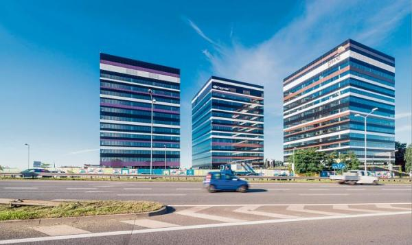 Silesia Business Park w Katowicach.