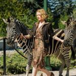 """Jessica Chastain w """"Azylu"""" wcieliła się w postać Antoniny Żabińskiej."""