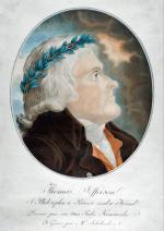 Kolekcjonerów zainteresuje portret prezydenta Jeffersona namalowany przez Tadeusza Kościuszkę.