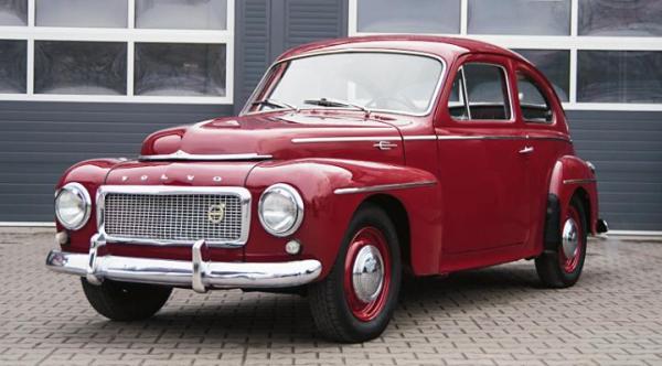 Od 45 tys. zł rozpocznie się licytacja Volvo z 1960 r.