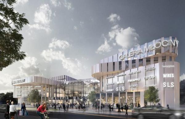 Galeria Młociny – nowe centrum handlowe w Warszawie, niedawno zmieniła właściciela.