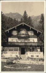Tymczasowe biuro Hansa Franka w Neuhaus w Bawarii. Tu w 1945 roku przechowywano zrabowane obrazy.