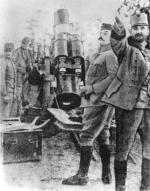 Gen. Tadeusz Rozwadowski w maju 1915 r. pod Gorlicami dowodził artylerią 12. Dywizji Piechoty.