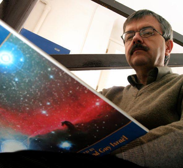 Nagroda dla Polaka za śledzenie planet