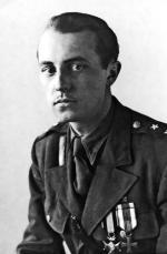 """Jan Rodowicz """"Anoda"""", żołnierz Szarych Szeregów i AK oraz Delegatury Sił Zbrojnych."""