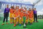 Chłopcy z Escola Varsovia wygrali tegoroczny Murapol Cup.