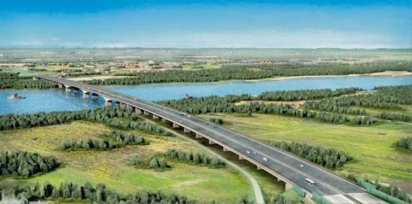 Nowa most przez Wisłę powstać ma do 2020 r.