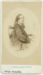 Maria Wodzińska, portret niedoszłej żony Chopina z 1859 r.,  to najstarsza fotografia w zbiorach NAC