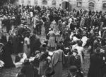 W październiku 1938 r. Niemcy wydalili Żydów posiadających polskie obywatelstwo. Najwięcej z nich odesłano do przygranicznego Zbąszynia.