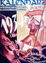 W kalendarzu jest apel do czytelników, żeby popierali polski przemysł i kupowali polskie produkty
