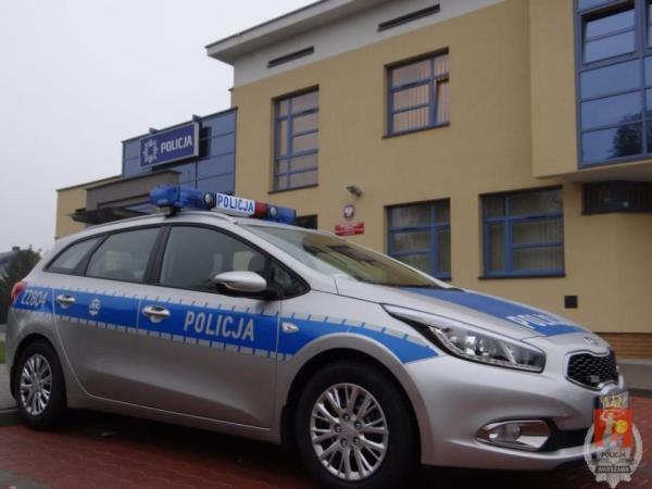 Komenda Powiatowa Policji w Legionowie