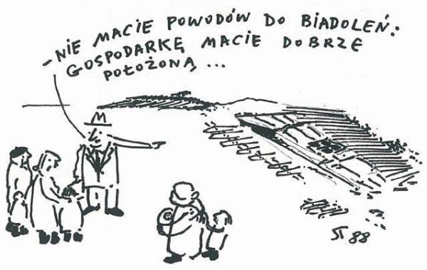 Wystawa w Muzeum Karykatury czynna do 29 listopada.