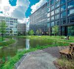 Platinium Business Park, należący do Allianz Real Estate Germany, składa się z sześciu budynków o łącznej powierzchni 60 tys. mkw.