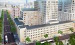 W skład kompleksu Wola Retro w Warszawie wejdzie zrewitalizowany budynek z lat 30. ubiegłego wieku.