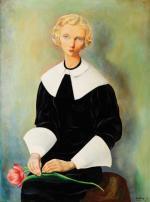 """Mojżesz Kisling  """"Ingrid"""", 1932"""
