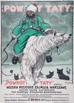 Na 6 tys. zł wyceniono antyrosyjski plakat z 1917 r.