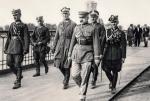 Twórca Niepodległej Józef Piłsudski w 1926 roku dokonał przewrotu. Zdjęcie wykonane w Warszawie