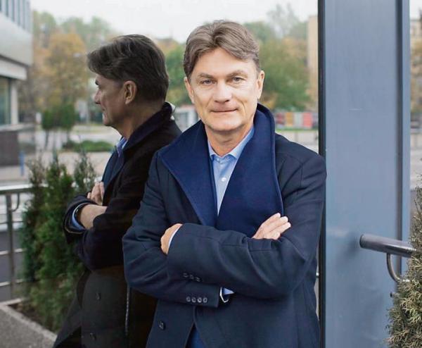 Marian Okręglicki, prezes zarządu i właściciel spółki Sawa Apartments.