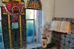 Kaplica w Tibhirine powstała w miejscu składu win. Cystersi pojawili się tu w 1938 r.