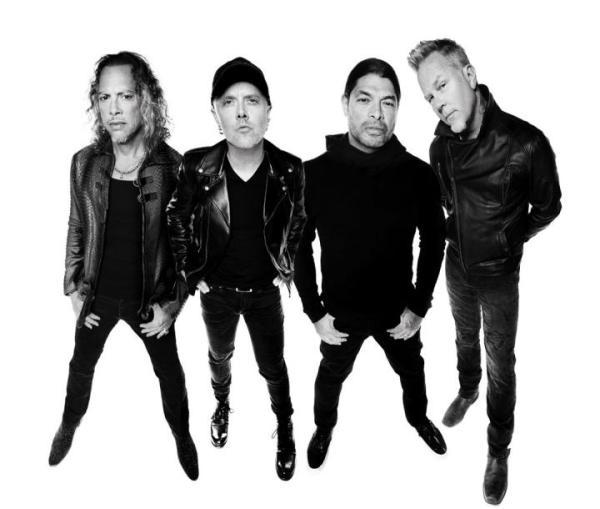 Metallica zaprasza na koncert do Krakowa w kwietniu