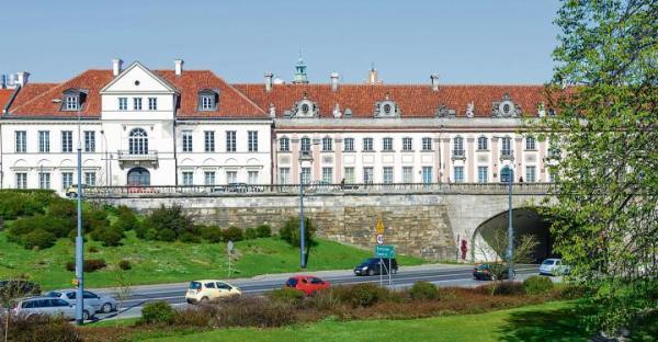 Pałac Branickich w Warszawie sprzedał się za 40,5 mln zł.