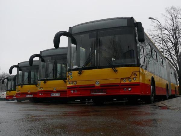 Do Wilanowa w dni parzyste będą jeździć autobusy linii nieparzystych