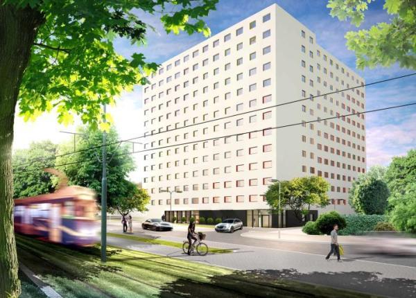 Student Depot – akademik we Wrocławiu