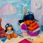W 2017 r. obrazy Mirelli Stern zostały w sumie kupione na aukcjach za 122 tys. zł