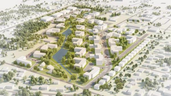 Firma Unidevelopment wybuduje 30 budynków mieszkalnych