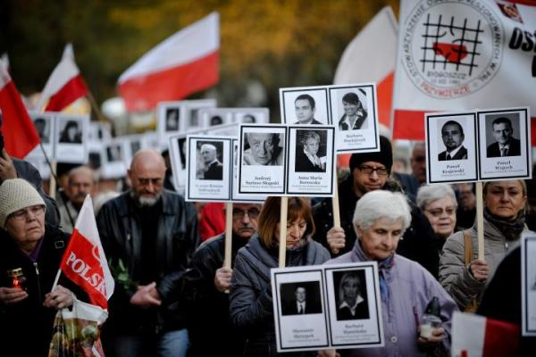10 kwietnia 2018 r. rocznica katastrofy smoleńskiej będzie obchodzona nie tylko w kraju,  ale też za granicą