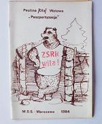 Okładka broszury Oli Watowej