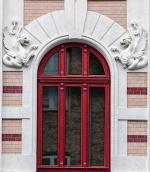 W renowacji pomogli artyści wyspecjalizowani w odnawianiu detali.