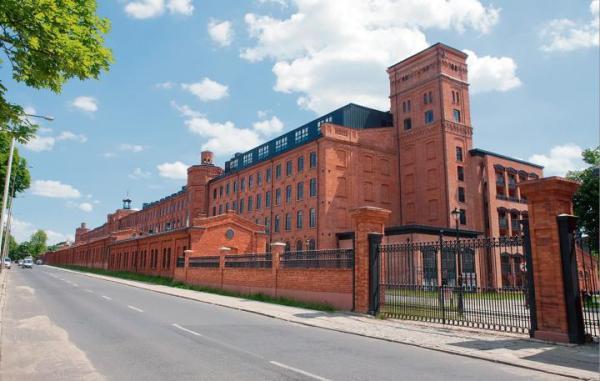 Lofty u Scheiblera w Łodzi – wiele lokali w tej inwestycji trafiło na rynek najmu.
