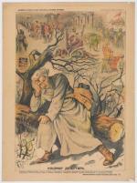 Na 6 tys. zł wyceniono plakat rosyjski  z 1919 r.