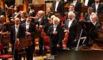 Krystian Zimerman i orkiestra Filharmonii Narodowej w koncercie inauguracyjnym.