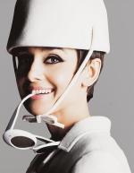 Od 8 tys. zł licytowany będzie portret Audrey Hepburn wykonany przez Douglasa Kirklanda.